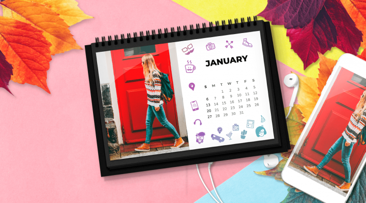 THE NEW 2020 PHOTOPRINTME CALENDARS ARE NOW AVAILABLE