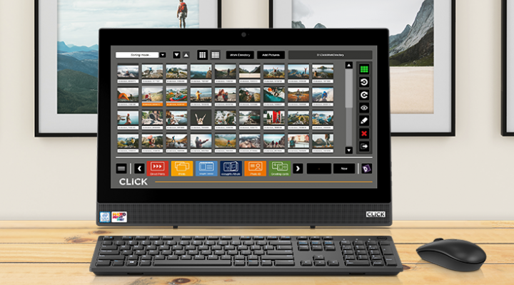 A new version of CLICK software is available