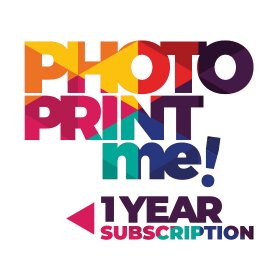 Accessories. PhotoPrintMe Annual Subscription