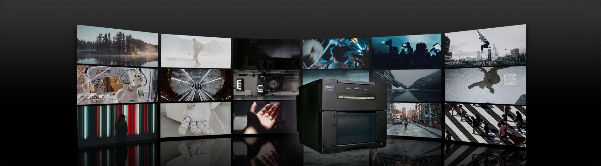 Mitsubishi Electric fotoğraf baskı çözümleri